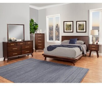 Alpine Furniture Gramercy Bed Headboard Alpine Furniture