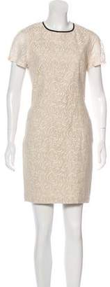 L'Agence Lace Bodycon Dress