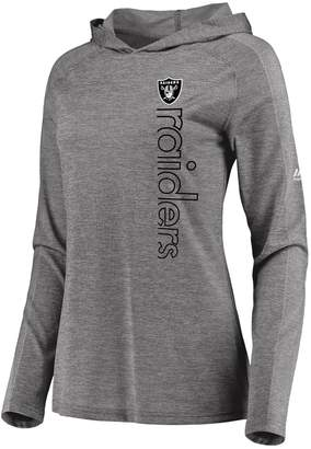 Majestic Women's Oakland Raiders Flow Hoodie