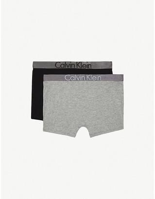 Calvin Klein Cotton set of two boxers 4-16 years