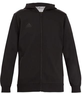 adidas By Pogba - Hooded Jersey Sweatshirt - Mens - Black