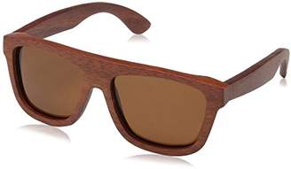 Earth Wood Imperial Wood Sunglasses Polarized Wayfarer