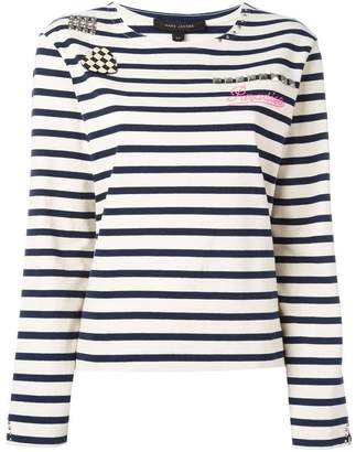 Marc Jacobs Breton stripe T-shirt