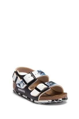 Birkenstock Milano Star Wars Stormtrooper Ankle Strap Sandal - Discontinued (Toddler & Little Kid)