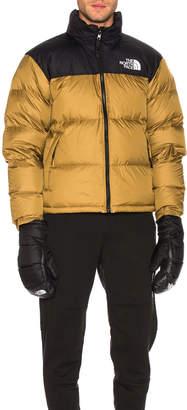 The North Face 1996 Retro Nuptse Jacket in British Khaki | FWRD