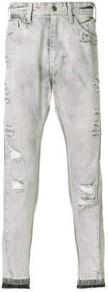 Julius distressed jeans