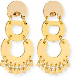 Lele Sadoughi Pinata Statement Earrings