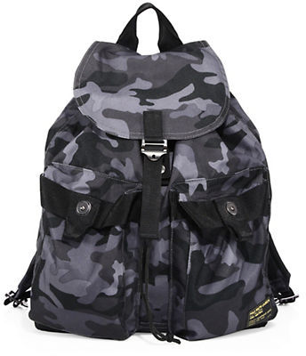 Polo Ralph Lauren Polo Ralph Lauren Camo-Print Military Backpack