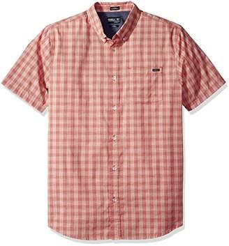 O'Neill Men's Check Short Sleeve