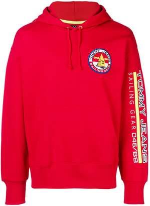 Tommy Jeans 90s logo saiilng hoodie