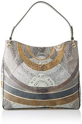 Gattinoni Women's GPLB022 Shoulder Bag Green