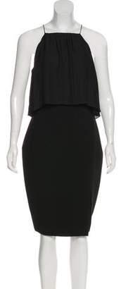 LIKELY Sleeveless Midi Dress w/ Tags