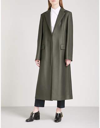 Jil Sander Europe wool coat