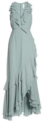 C/Meo Collective Be About You Ruffle Gown