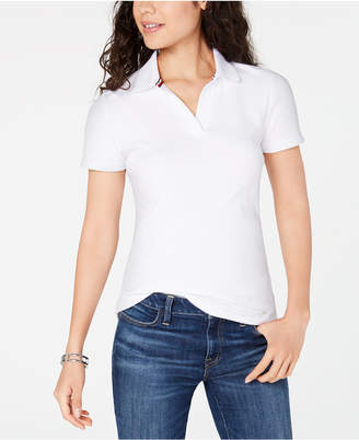 Tommy Hilfiger Ribbed Polo