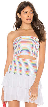 Show Me Your Mumu Toni Tube Top