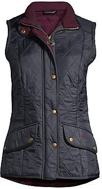 Barbour Women's Must Haves Cavalry Quilted Vest