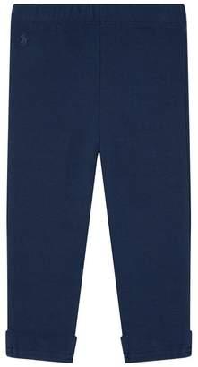 Polo Ralph Lauren Bow Hem Leggings