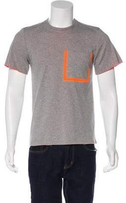 Tim Coppens Neoprene Crew Neck T-Shirt