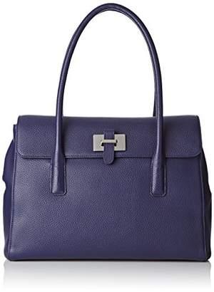 Le Tanneur Women's Top-Handle Bag Blue Size: