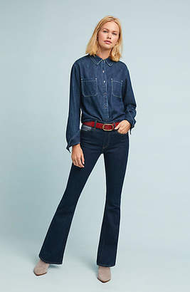 Levi's Stems Mid-Rise Flare Jeans