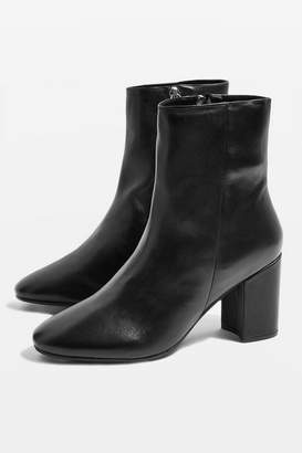 Topshop ELISE Leather Boots
