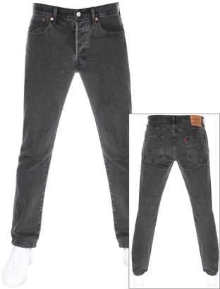 Levi's Levis X Justin Timberlake 501 Slim Fit Jeans Black