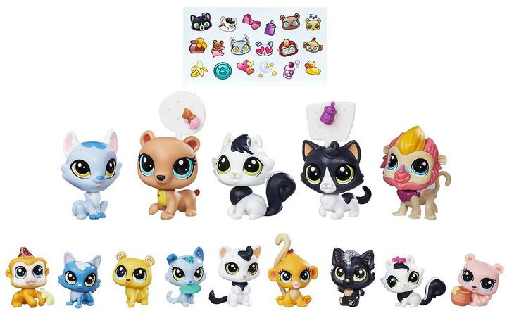 Hasbro Littlest Pet Shop Family Pet Collection by Hasbro