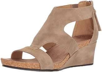 Adrienne Vittadini Footwear Women's Tricia Wedge Sandal