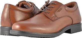 Rockport Men's Essential Details Waterproof Plain Toe Oxford- -