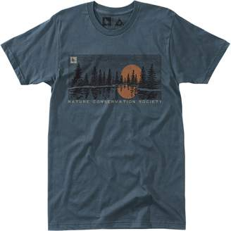 Hippy-Tree Hippy Tree Conservation Short-Sleeve T-Shirt - Men's