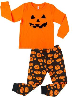 KEDERA Boys Halloween Pajamas Kids Pjs Toddler Sleepwear Halloween Clothes Shirts