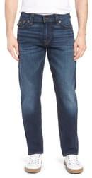 True Religion (トゥルー レリジョン) - True Religion Brand Jeans Geno Straight Leg Jeans