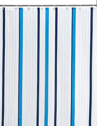 Marks and Spencer Thin Stripe Nautical Shower Curtains