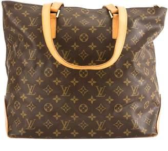 Louis Vuitton Monogram Canvas Cabas Mezzo Bag (Pre Owned)