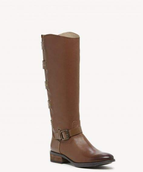 Franzie Buckled Tall Boot
