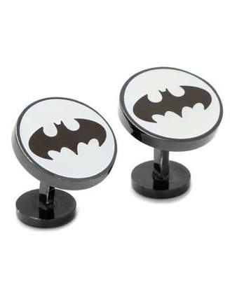 Cufflinks Inc. Batman Glow-In-The-Dark Enamel Cuff Links $75 thestylecure.com