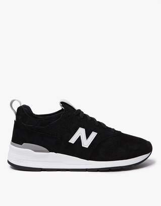 New Balance M997 in Black