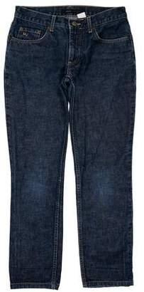 Marc Jacobs Low-Rise Jeans
