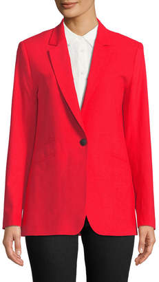 Rag & Bone Ridley Notched-Lapel Blazer Jacket