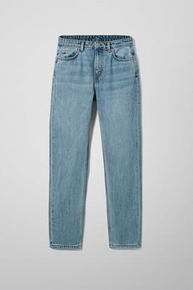 Weekday Seattle San Fran Blue Jeans - Blue