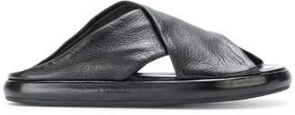Marsèll cross strap sandals
