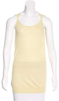 Zero Maria Cornejo Knit Sleeveless Top