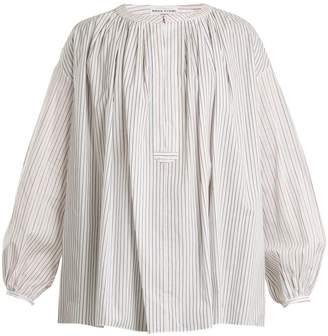 Sonia Rykiel Striped cotton shirt