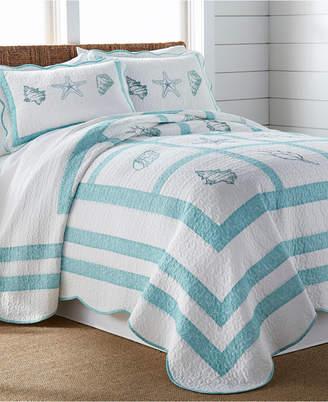 Beach Haven Julian Bedspread - Queen Bedding