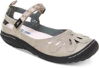 Jambu Jbu by Wildflower Mary Jane Flats Women Shoes