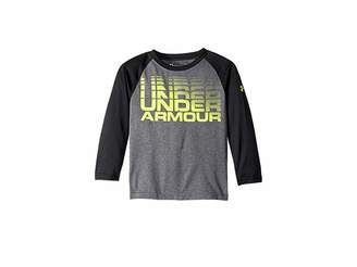 Under Armour Kids Wordmark Raglan (Toddler)