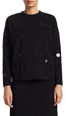 Akris Punto Women's Mirror Detail Shirt