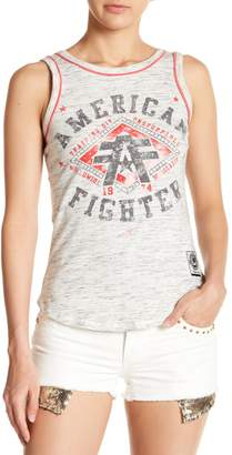 Affliction Cornell Low Back Tank