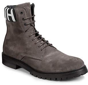 HUGO Explore Leather Boots